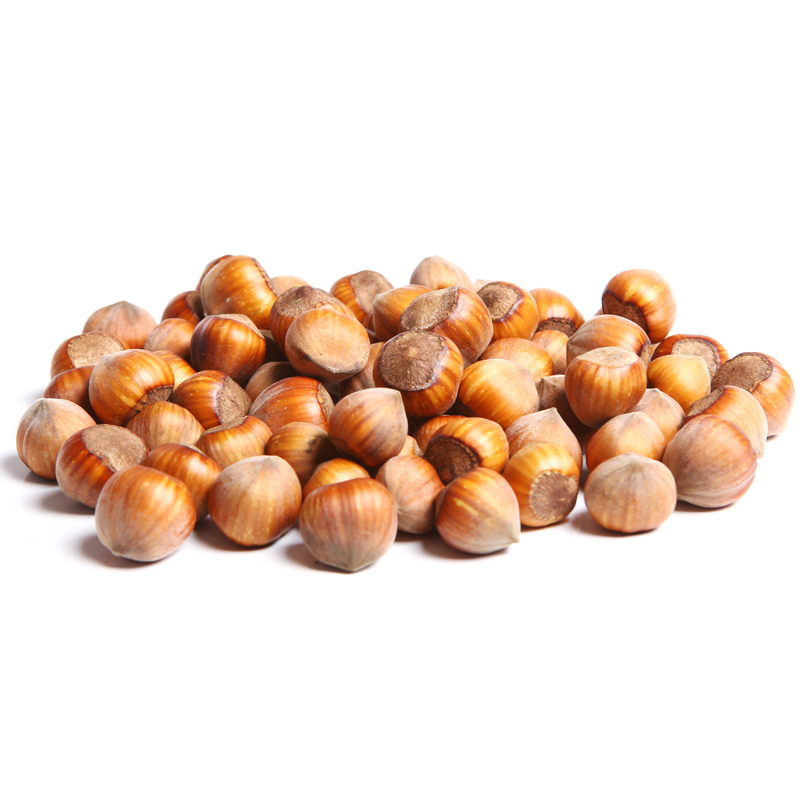 אגוזי לוז טבעיים